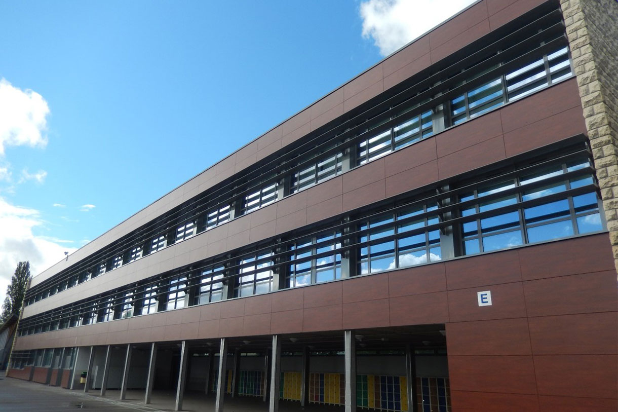Collège Jolliot Curie, Tergnier (02)