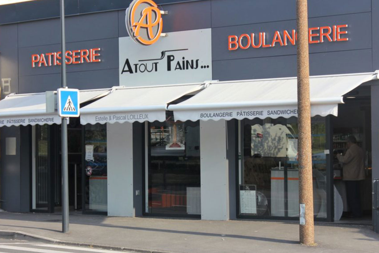 Boulangerie Atout Pains, Gauchy (02)