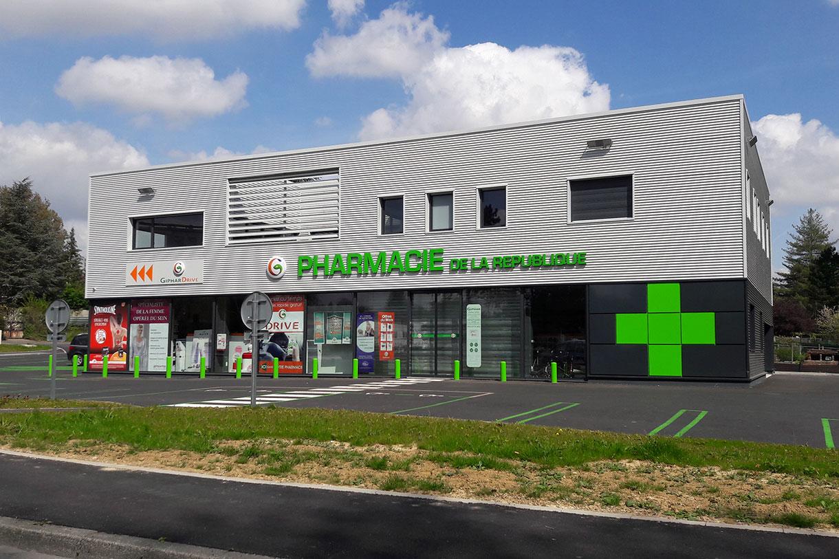 Pharmacie Saint-Quentin (02)