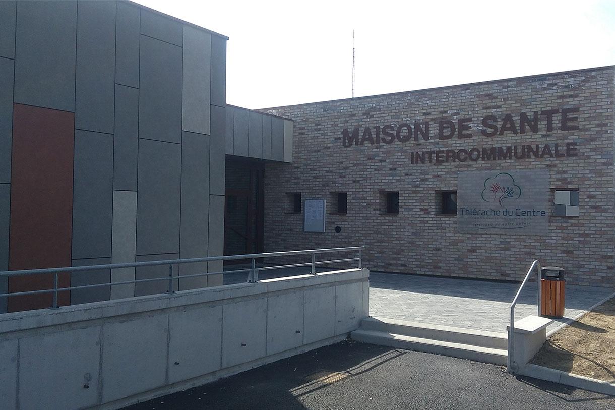 Maison de Santé, La Capelle (02)