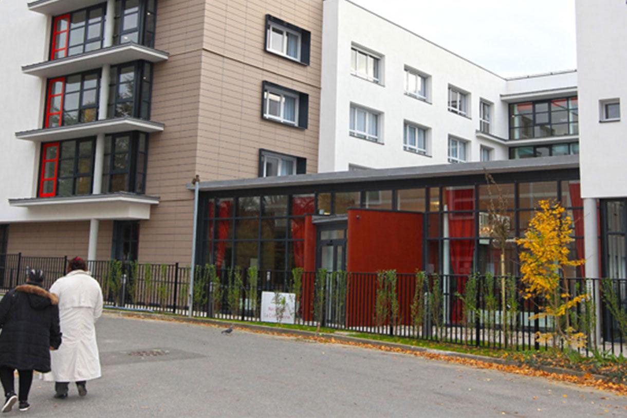 EHPAD, Créteil (93)