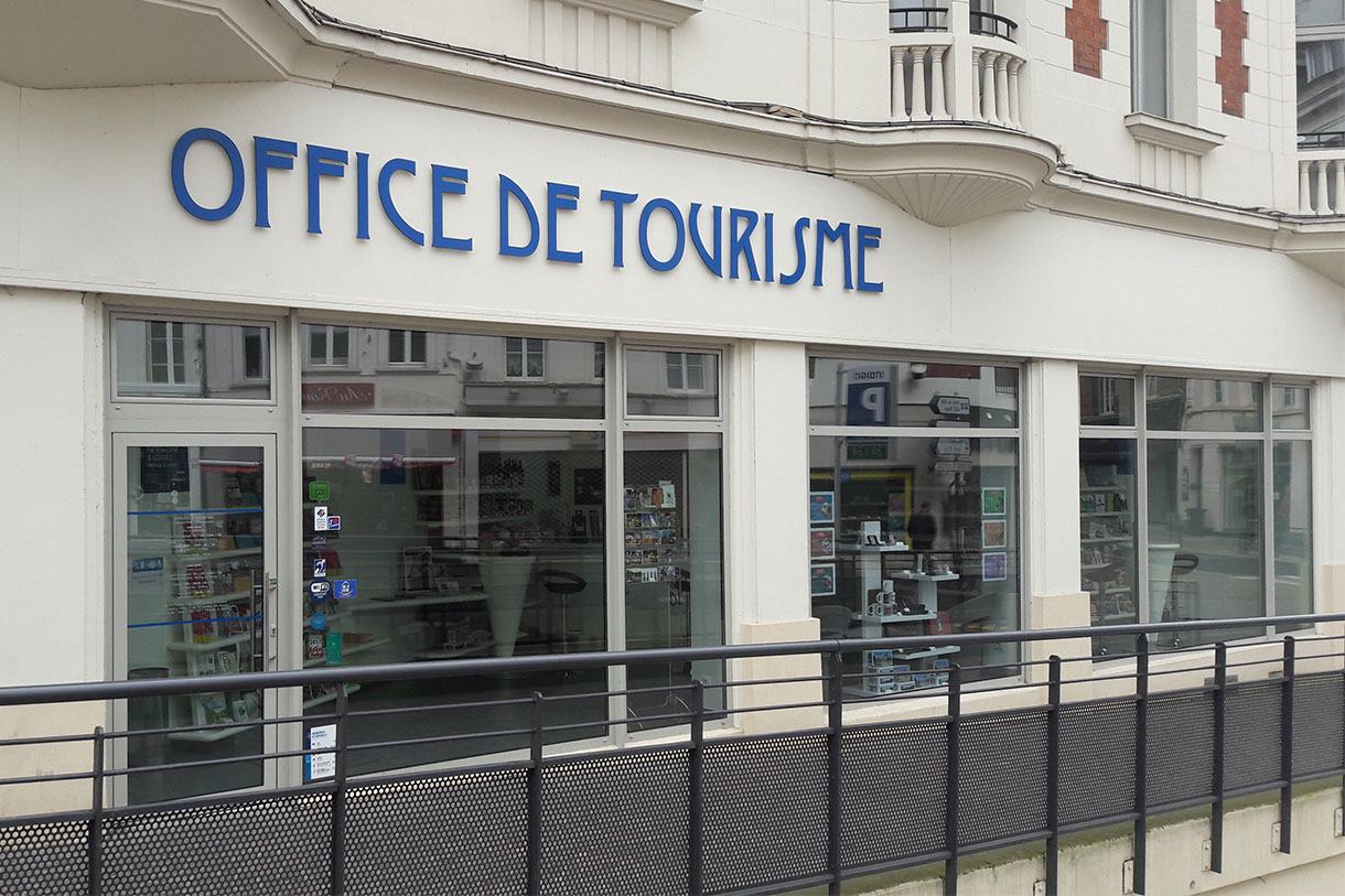 Office du Tourisme, Saint-Quentin (02)
