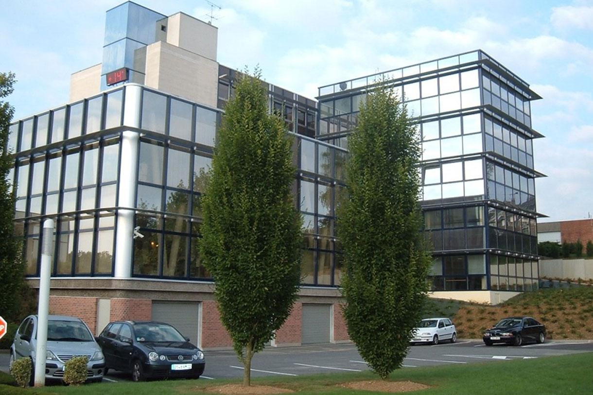 Chambre de Commerce et d'Industrie, Saint-Quentin (02)