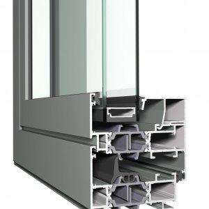 Fenêtres grandes dimensions